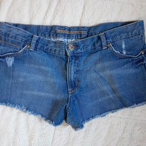 Mossimo Supply co. Blue jean shorts